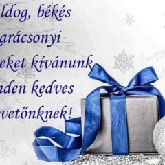 Boldog, Békés Karácsonyt