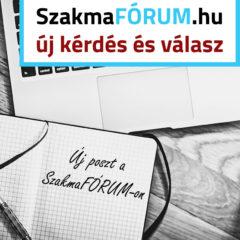 SzakmaFÓRUM.hu új bejegyzés: Az OKJ-s képzéseken lehet hiányozni?