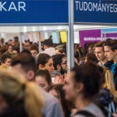 Több mint negyvenezer látogatóra számítanak az Educatio kiállításon