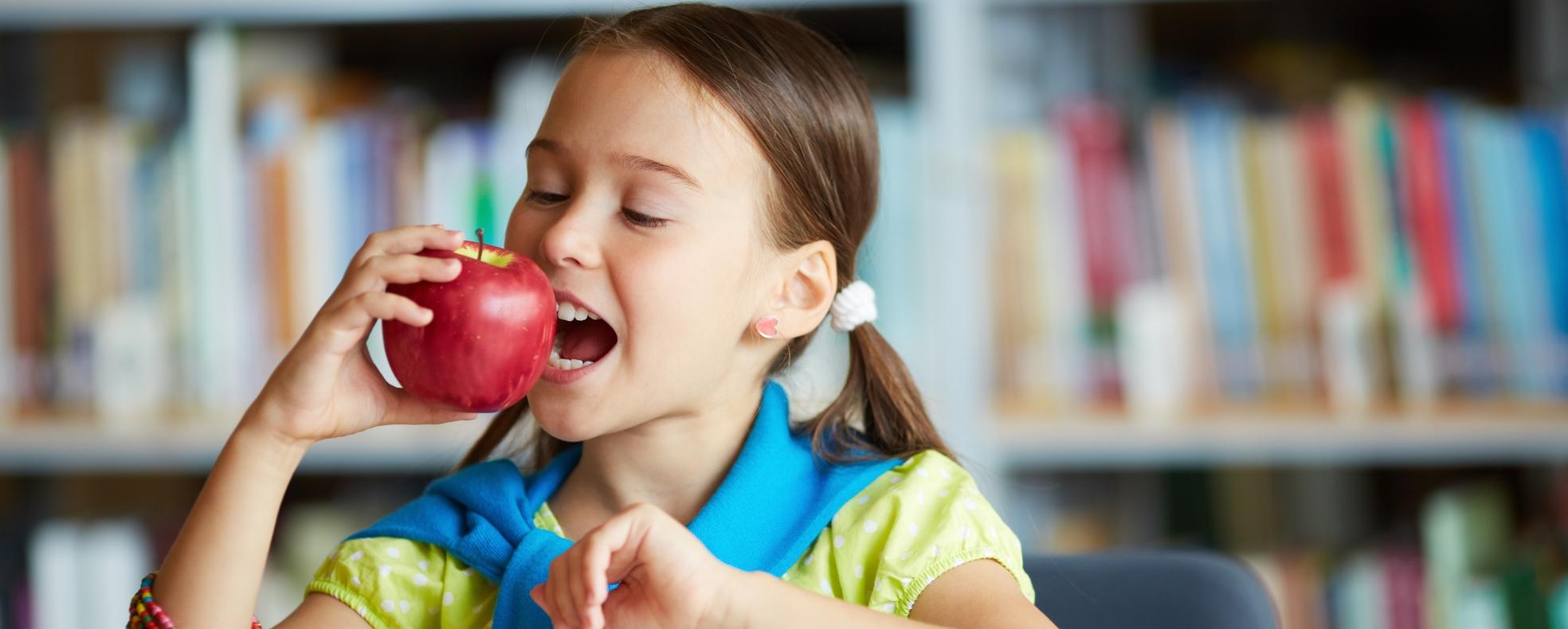 30 millió gyermek kapott tavaly egészséges élelmiszereket