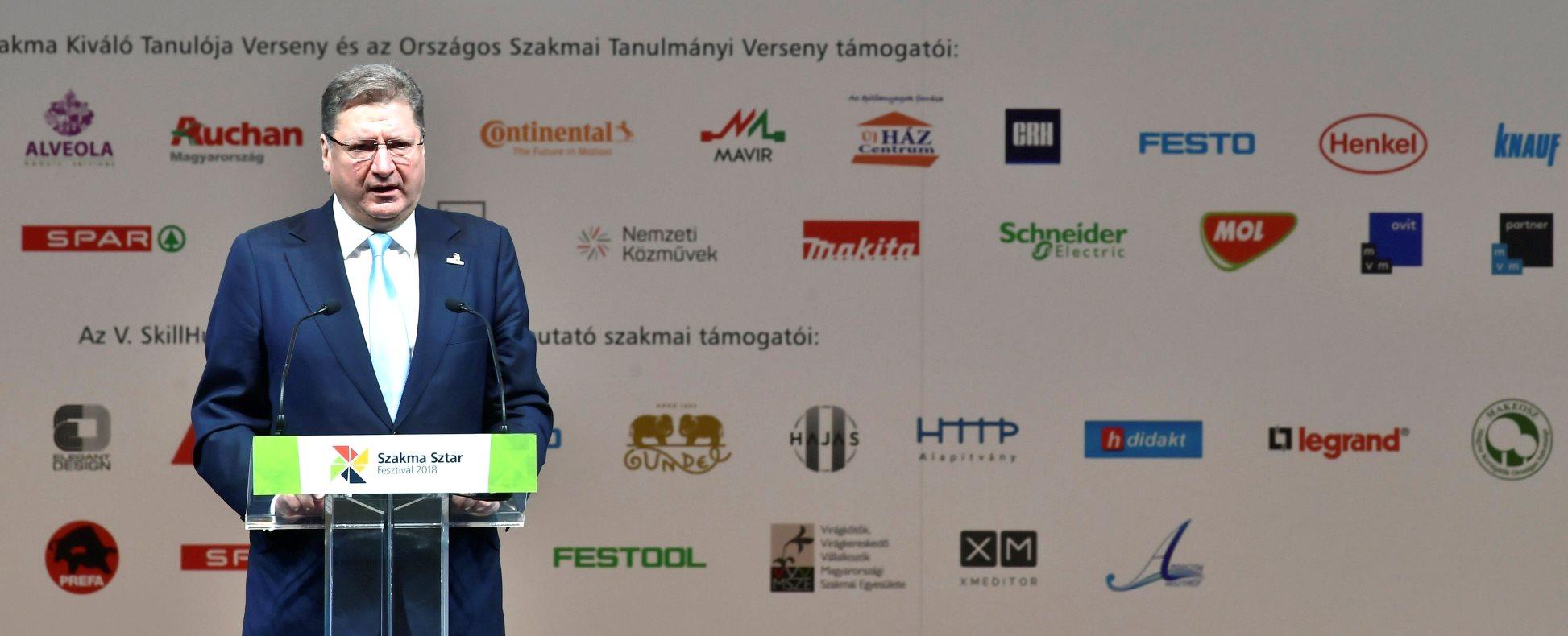 Elkezdődött a 2018. évi Szakma Sztár Fesztivál