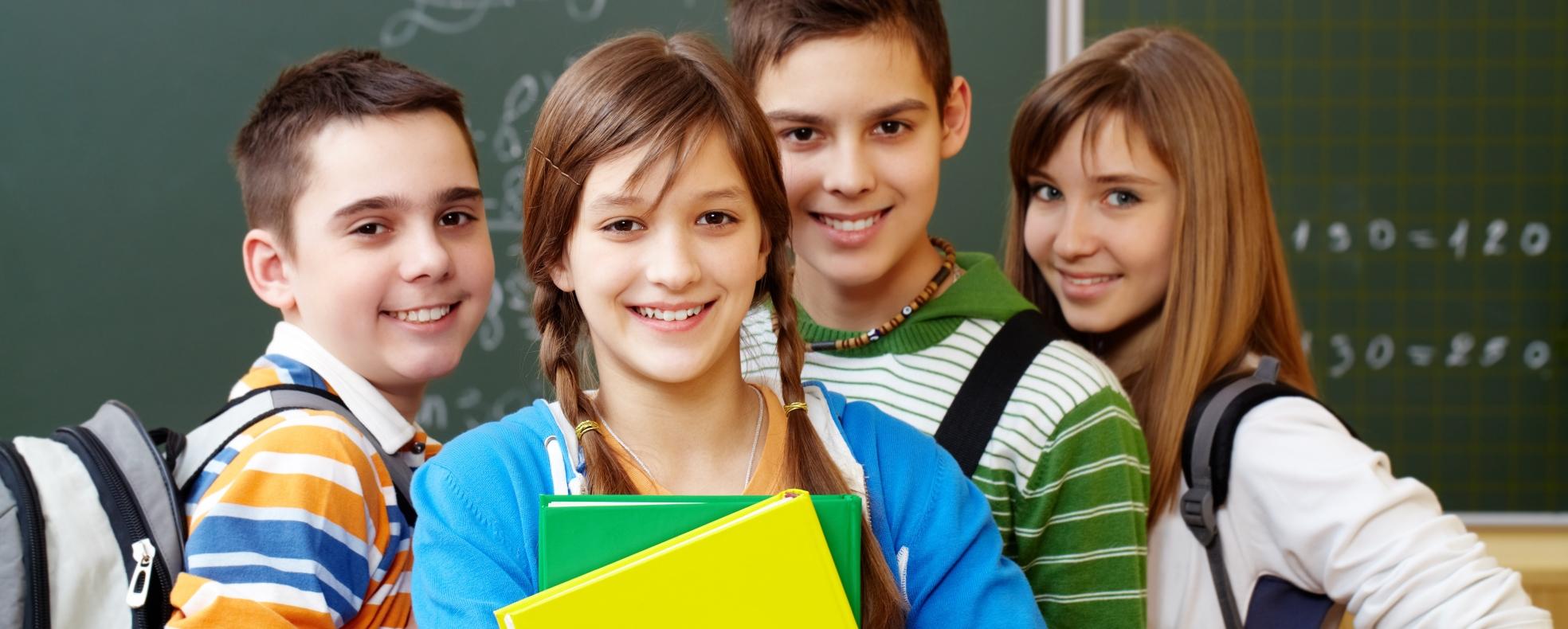 A diákok mintegy 97 százalékát felvették középfokú iskolába