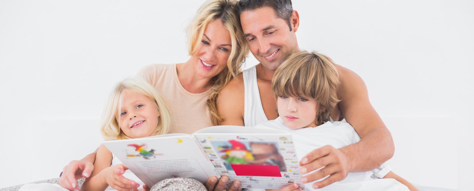 Nem mindegy, milyen mesekönyvet kapnak a gyerekek