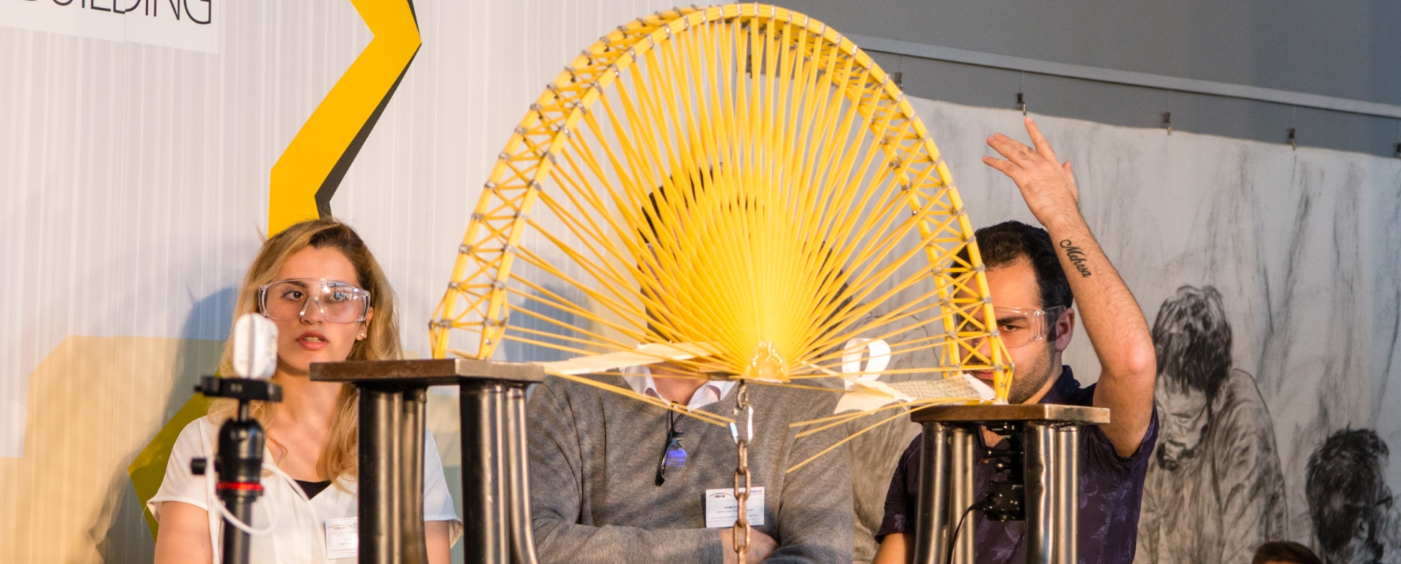 Csütörtökön rendezik a tésztahídépítő-világbajnokságot