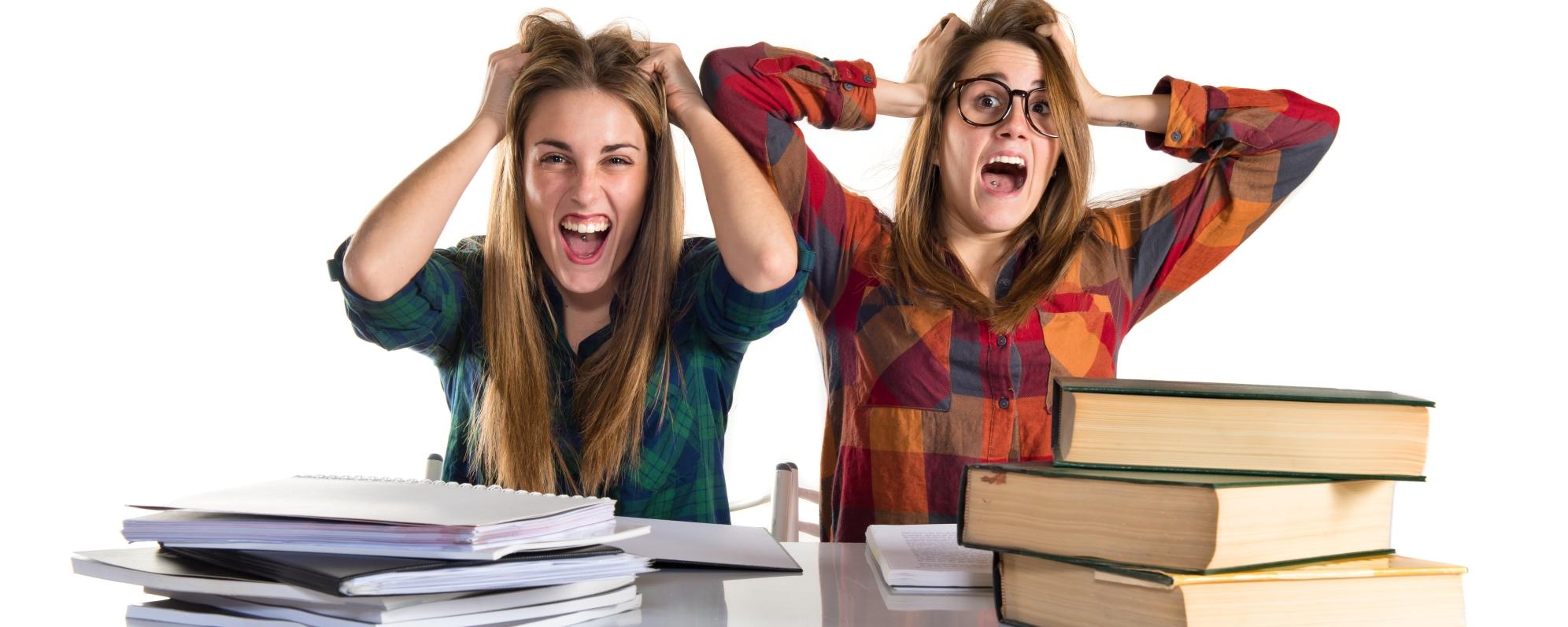 A vizsgadrukk ellen az alapos felkészülés és a hangos ismétlés a legjobb módszer