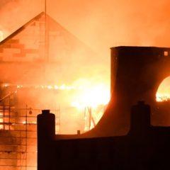 Ismét leégett a glasgow-i művészeti egyetem
