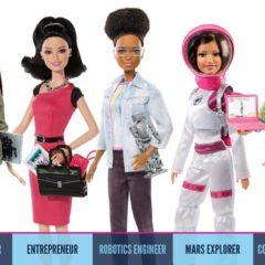 Barbie babákkal segítenék a nők szabadabb pályaválasztását