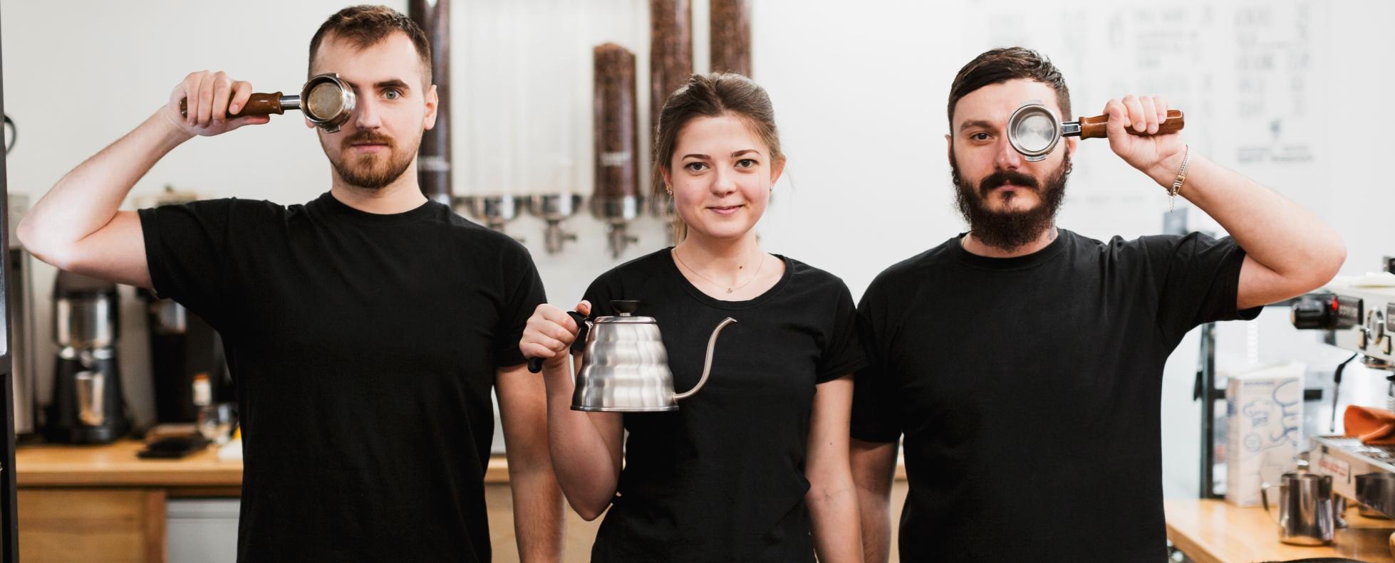 Lakást bérelne a Café Frei a képzésre és állásra jelentkező baristáknak