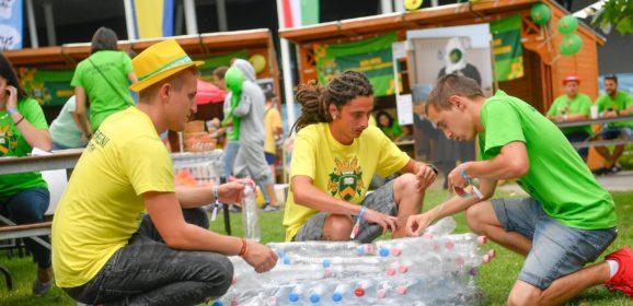 Campus Fesztivál – Megnyílt az Egyetem-tér a nulladik napon