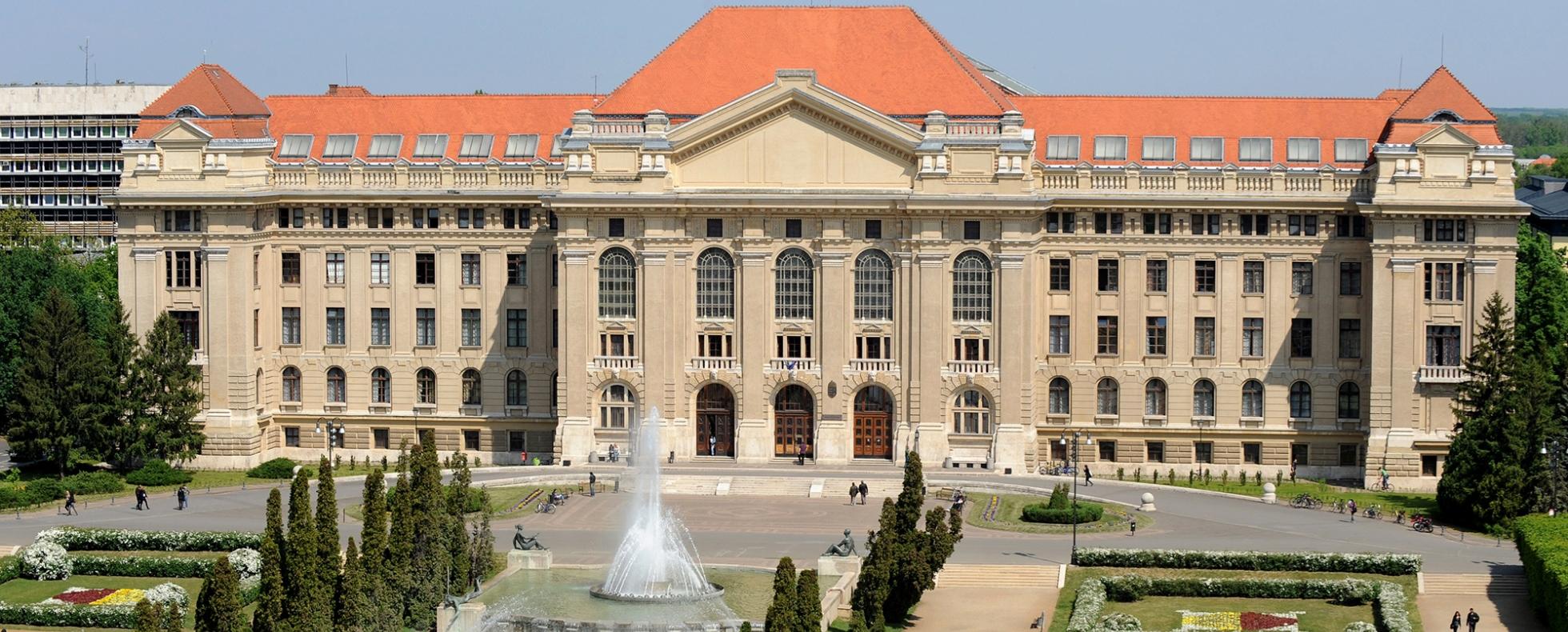 Több mint 6600 hallgatót vettek fel a Debreceni Egyetemre