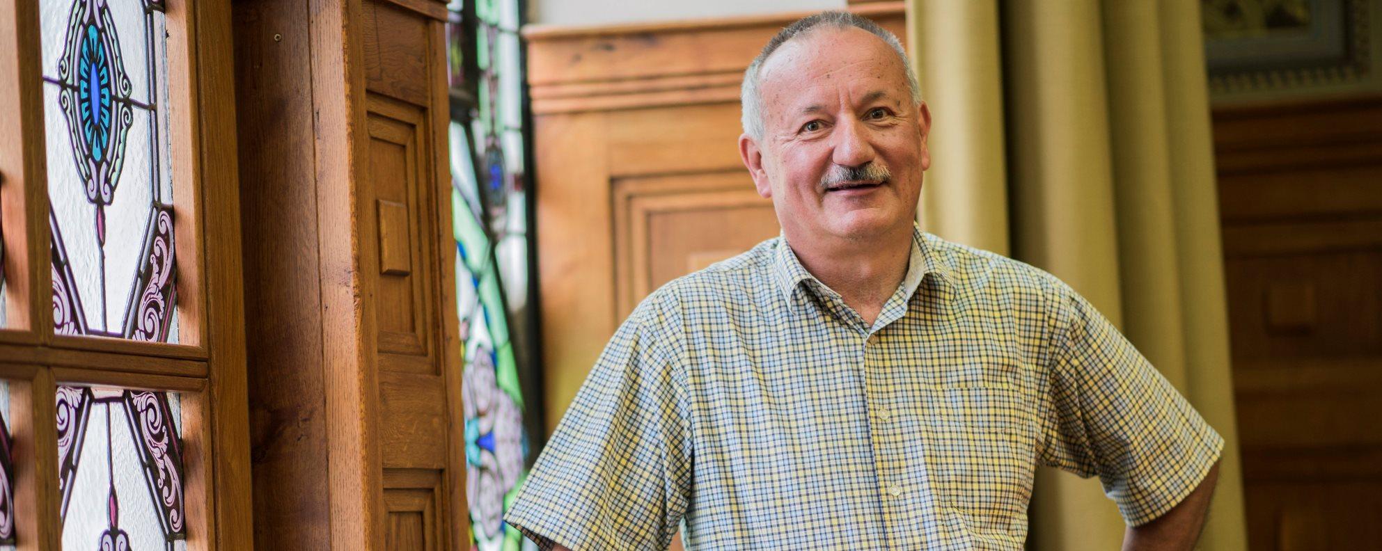 A Pécsi Tudományegyetem új rektori vezetését és programját bemutató sajtótájékoztató