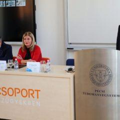 Pénzügyi oktatási centrum nyílt a pécsi közgazdaságtudományi karon
