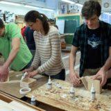 Országszerte több száz szakmát próbálhattak ki a diákok a Szakmák éjszakáján