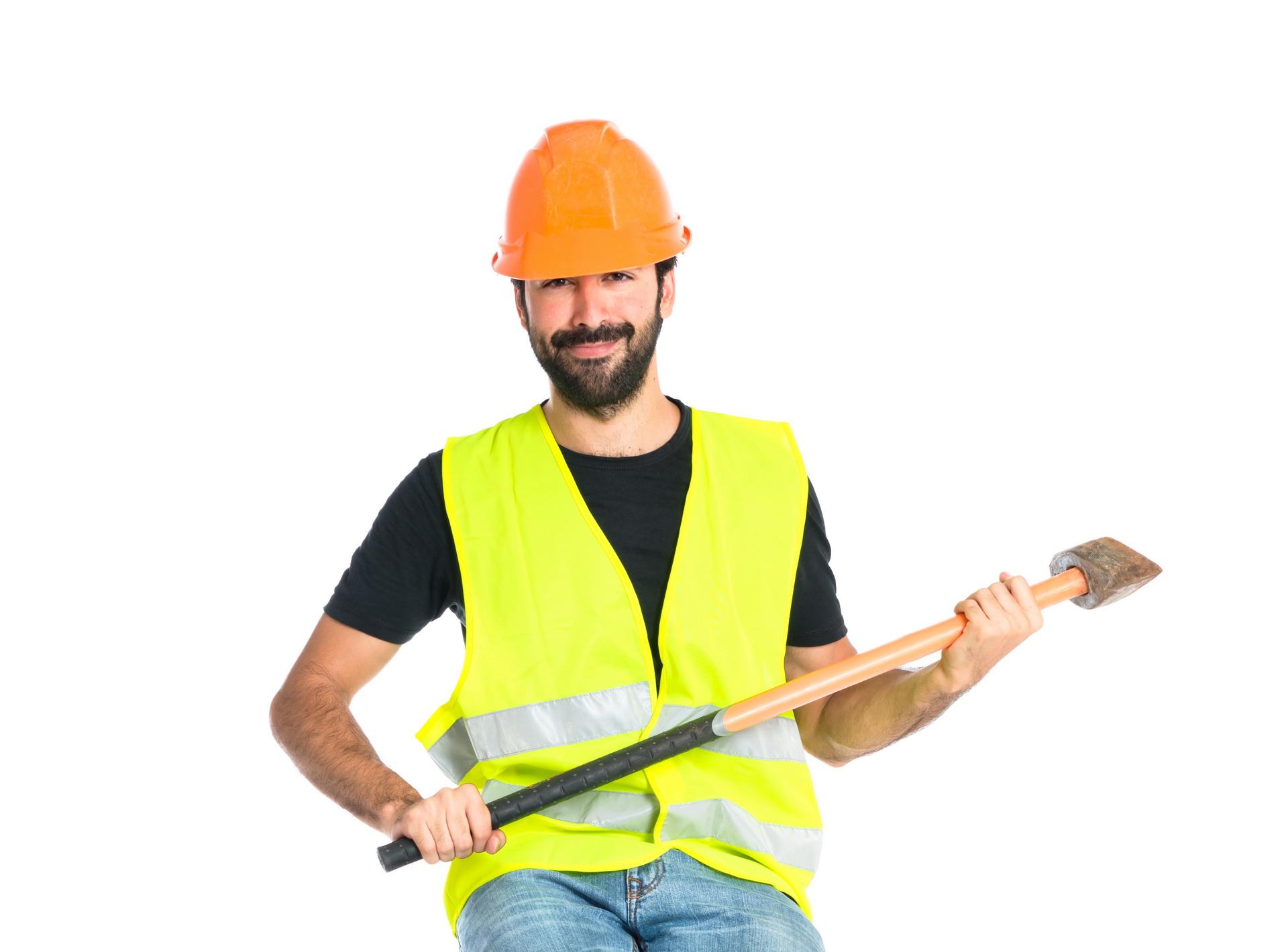 építőipari szakmunkás