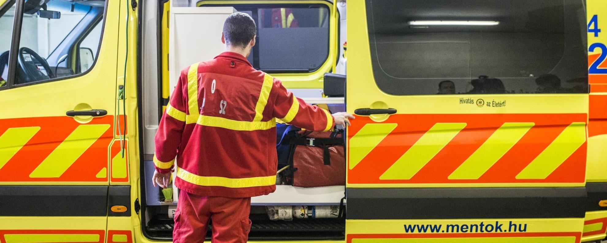 Betegkísérő képesítést szerezhet 580 mentőautó-vezető
