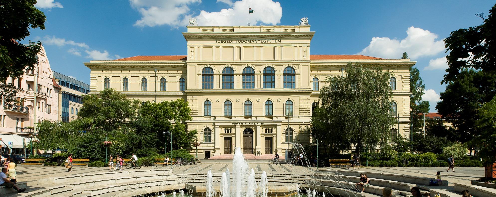 Továbbra is az SZTE a legzöldebb magyarországi egyetem
