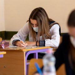 Német nyelvi írásbelikkel zárultak az első hét vizsgái