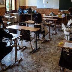 Szigorú óvintézkedések mellett tehetnek szakmai vizsgát a szakképzésben tanulók