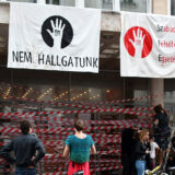 Figyelmeztető sztrájkot tartanak csütörtökön az SZFE dolgozói