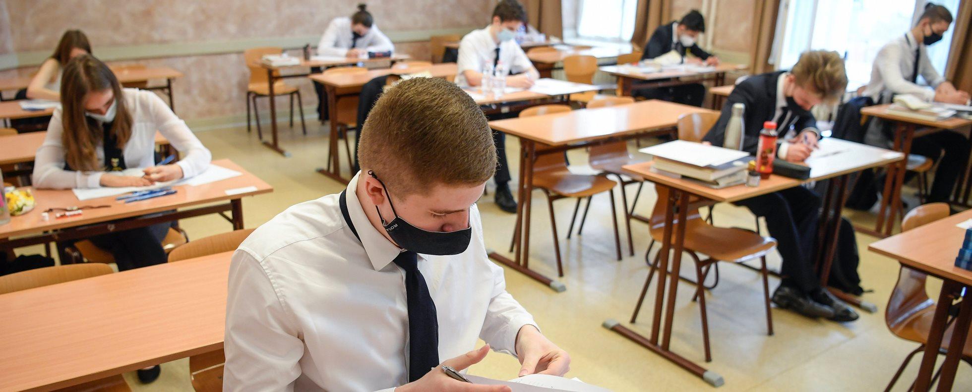Érettségi - A magyar nyelv és irodalom írásbelikkel megkezdődtek a vizsgák